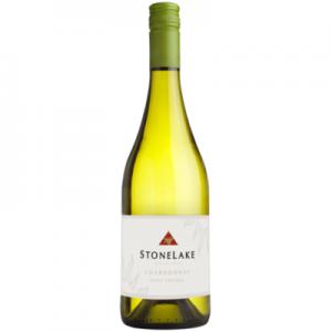Stonelake Chardonnay fles wijn